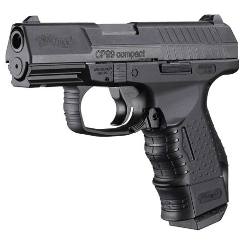 Pistola de Pressão CO2 Walther CP99 Compact (Blow Back) 4.5mm