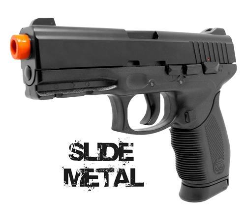 Pistola Airsoft 24/7 CO2 KWC - Slide Metal