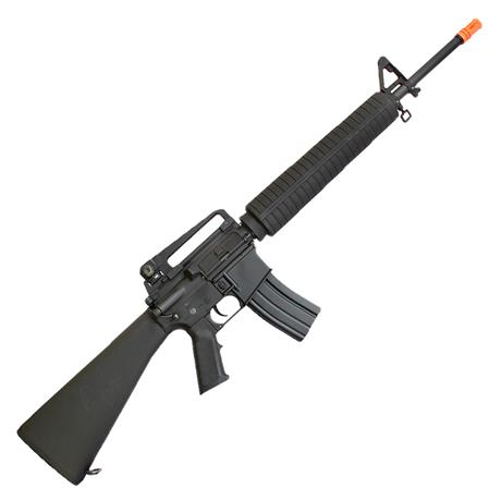Rifle Airsoft Full Metal AEG M16A4 CM009