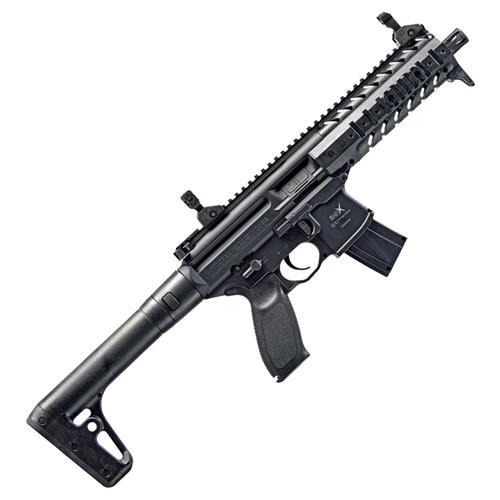 Rifle CO2 SIG MPX 30 Tiros Semi-Automática 4.5