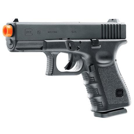 Pistola Airsoft GBB Glock G19 - Umarex
