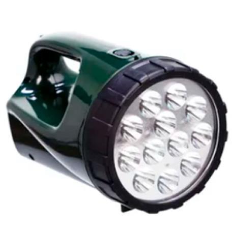 Lanterna Tocha Ultra Light Recarregável Bivolt - Guepardo