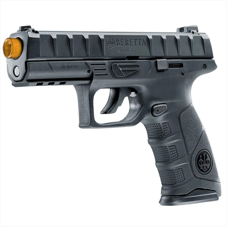 Pistola Airsoft CO2 Beretta APX Slide Metal Blow Back - Umarex