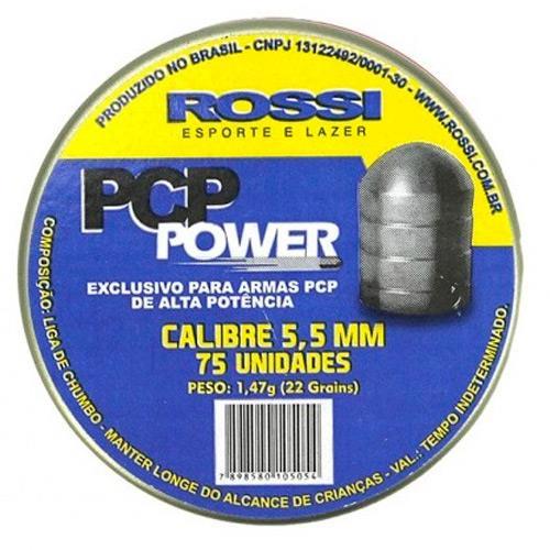 Chumbinho Rossi PCP Power - Cal 5.5mm (75UN)