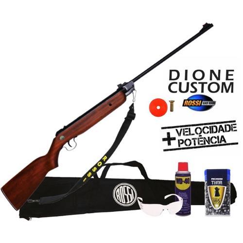 Rossi Dione Tradicional Custom (Gás Ram) 4.5mm