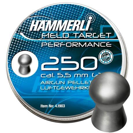 Chumbinho Hammerli Super Speed Cal 5.5mm (250UN)