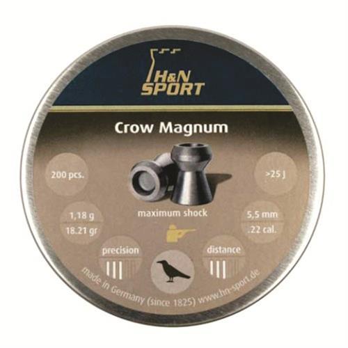 Chumbinho H&N Crow Magnum Calibre 5.5 (200un)