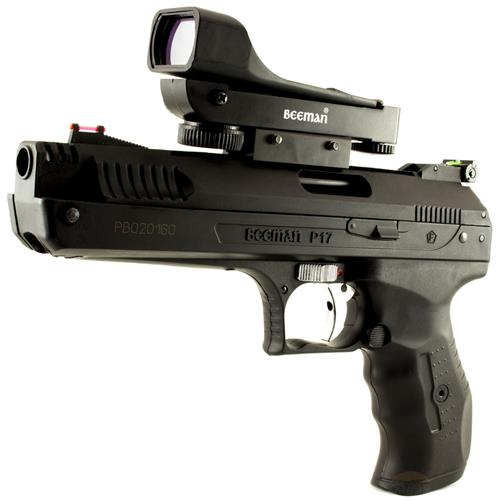 Pistola Beeman 2006 4.5mm + Red Dot Rossi