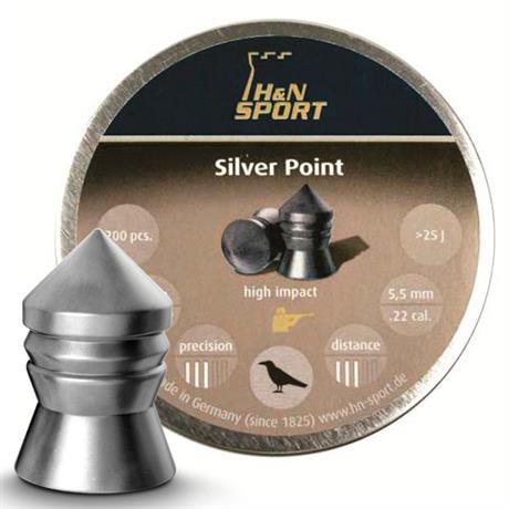 Chumbinho H&N Silver Point 5.5mm (200UN)