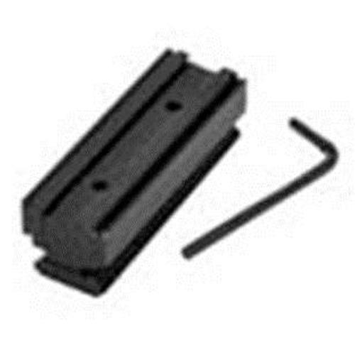 Suporte Adaptador de Trilho tipo Weaver 11mm para 22mm