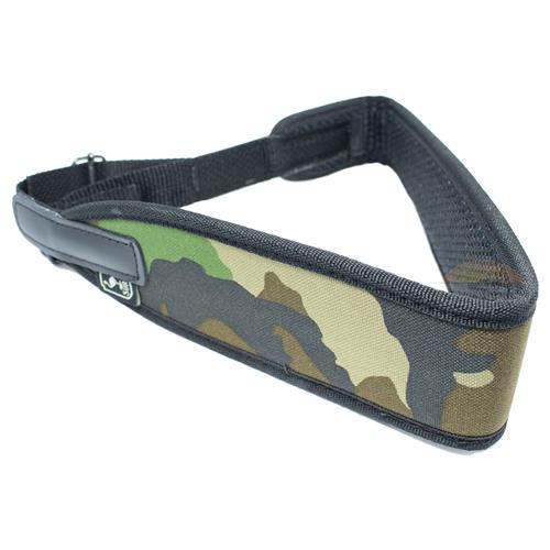 Bandoleira Luxo Camuflagem Cobra para Armas Longas