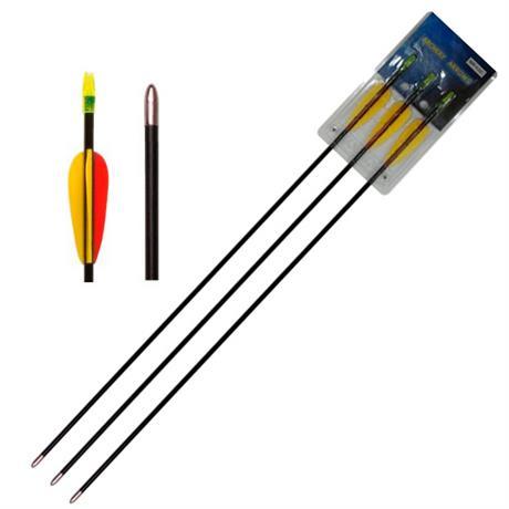 Kit 3 Flechas de Fibra de Vidro 30
