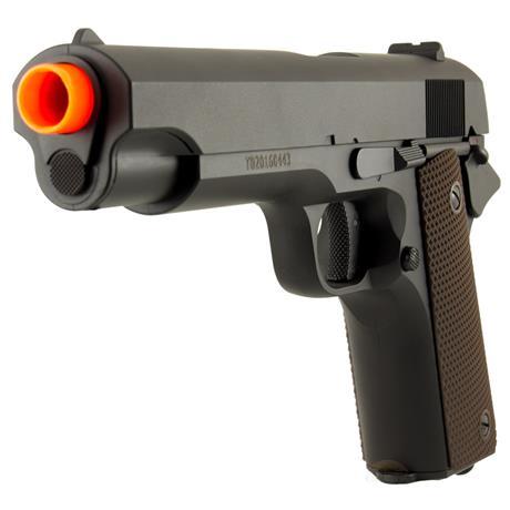 Pistola Airsoft Eletrica COLT 1911 (Full Metal 800Gramas) - Cal 6mm - Cyma