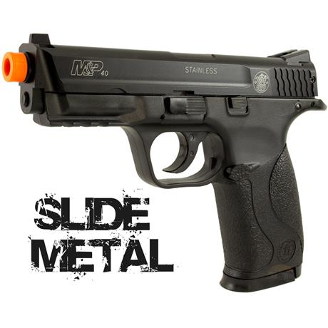 Pistola Airsoft SMITH&WESSON M&P40 SLIDE METAL