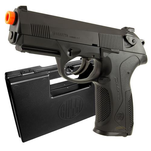 Pistola Airsoft Beretta PX4 Storm (Double Action) + Maleta Pistol Case
