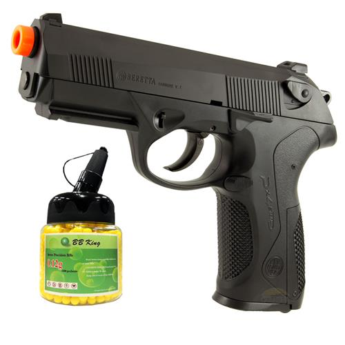 Pistola Airsoft Beretta PX4 Storm (Double Action) + 1.000BBS Actionx