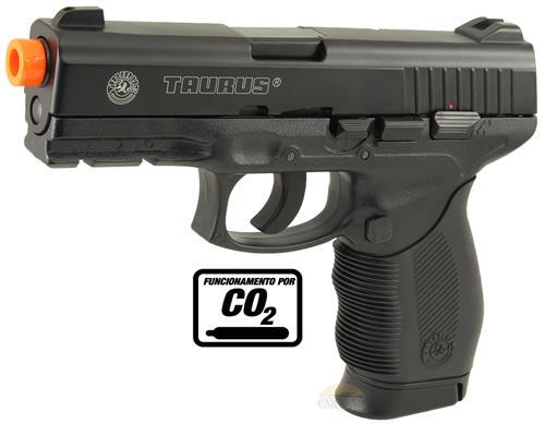 Pistola Airsoft CO2 Taurus 24/7 6mm