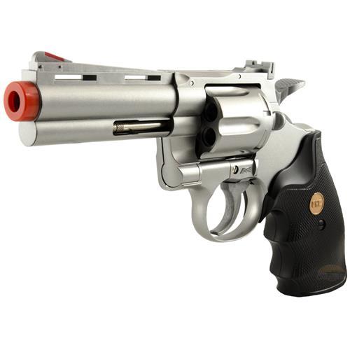 """Revolver 357 Magnum 4"""" Prata UA937S"""