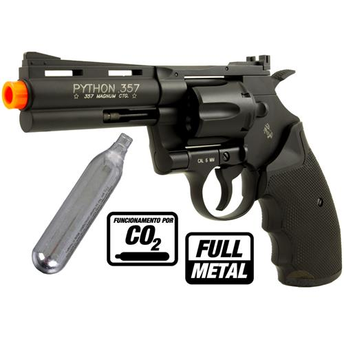 Revolver Airsoft CO2 COLT PHYTON 357 Magnum 6mm