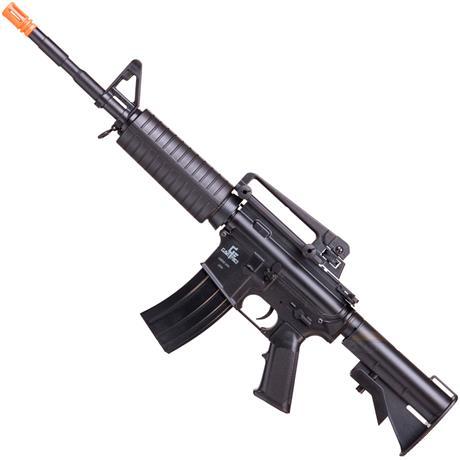 Rifle Airsoft M4A1 Carbine (Eletrico) - Cal 6mm - Crosman