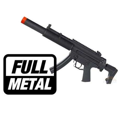 Rifle Airsoft GSG 522 IS Eletrica Serie Elite (Full Metal) (Blow Back) - Cal 6mm
