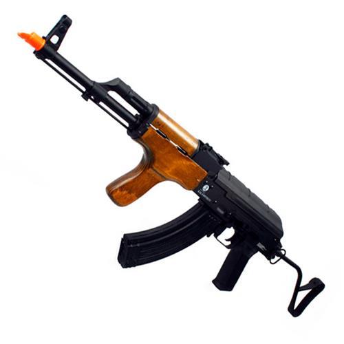 Rifle Airsoft Kalashnikov AK47 AIMS Eletrico (Full Metal) (Blow Back) 6mm - King Arms