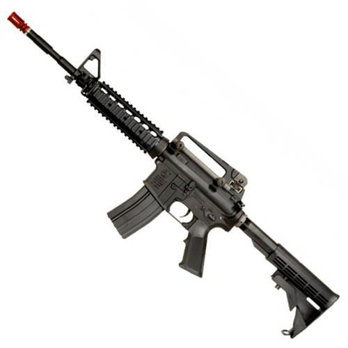 Rifle Airsoft Colt M4A1 Ris Eletrico - Cal 6mm King Arms
