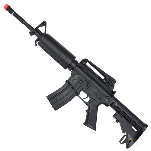 Rifle Airsoft M4A1 Carbine (Eletrico) - Cal 6mm - CyberGun