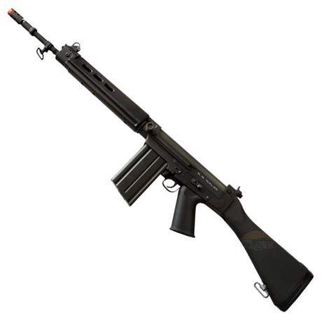 Rifle Airsoft Fal Carbine (Eletrico) - Cal 6mm (King Arms)