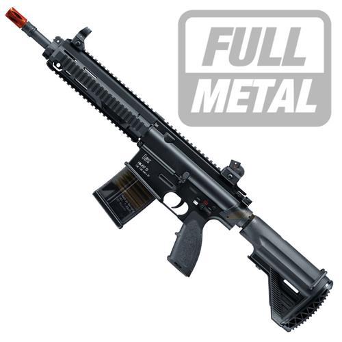Rifle Airsoft HK417D (Eletrico) (Full Metal) - Cal 6mm (Umarex)
