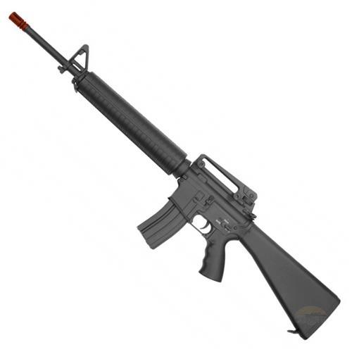 Rifle Airsoft M16 A3 (Eletrico) - Cal 6mm (A&K)