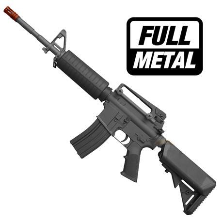 Rifle Airsoft M4A1 Stw (Eletrico) (Full Metal) - Cal 6mm (A&K)