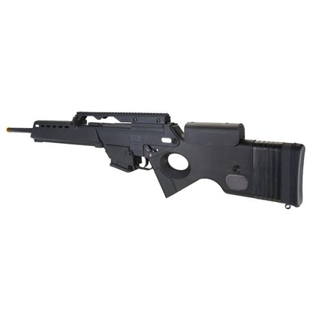 Rifle Airsoft (Eletrico) (Blow Back) SR001 - Cal 6mm (Ares)