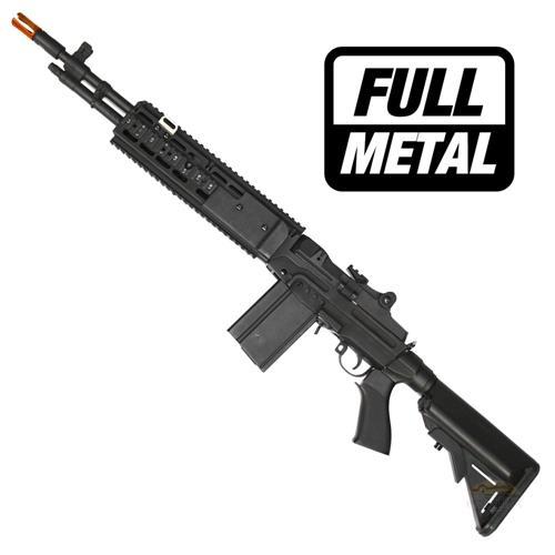 Rifle Airsoft M14 EBR (Eletrico) (Full Metal)  6mm (Cyma)