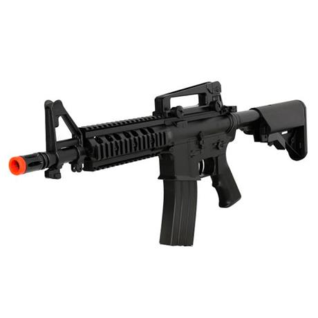 Rifle Airsoft M4 RIS CQB Dual Power 6mm - UHC