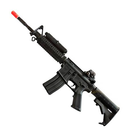 Rifle Airsoft M4 RIS Ultra Grade (Eletrico) - Cal 6mm (King Arms)