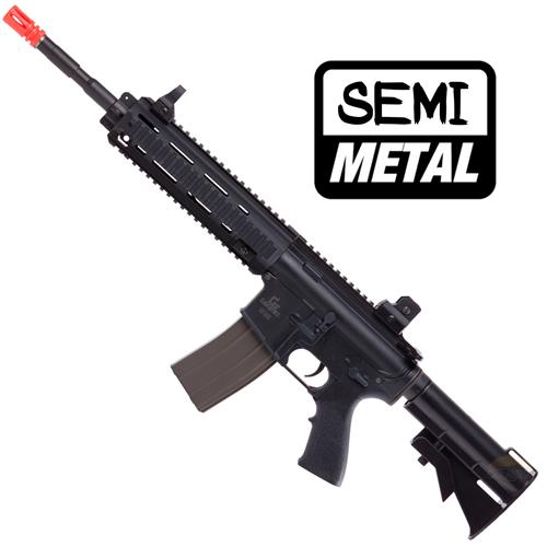 Rifle Airsoft M4A1 RIS Carbine Elétrico (Semi Metal) 6mm - Crosman