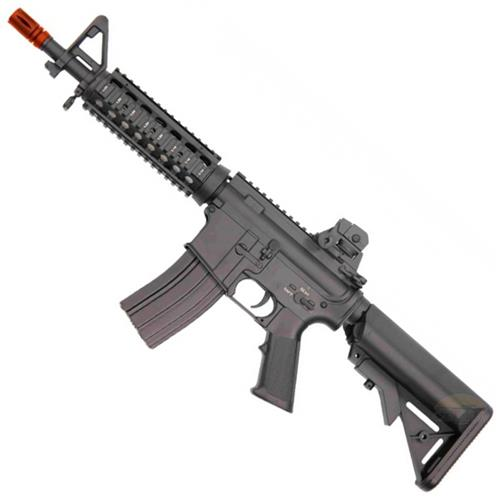 Rifle Airsoft M4A1 Ris Cqb (Eletrico) (Semi Metal) - Cal 6mm (A&K)