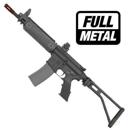 Rifle Airsoft M4 LR300S (Eletrico) (Full Metal) 6mm (A&K)