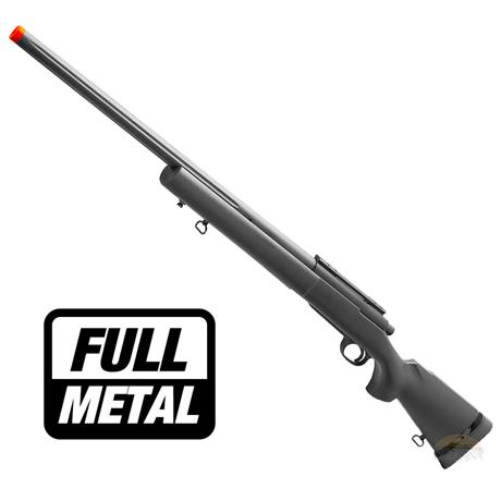 Rifle Sniper Airsoft M24 SWS FULL METAL 6mm - Cyma