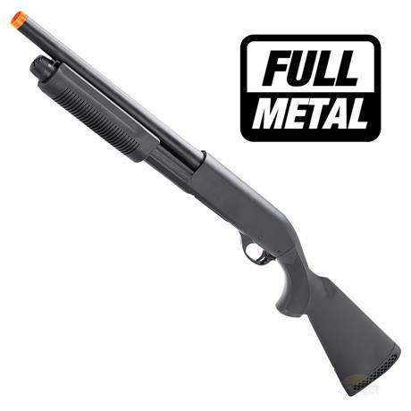 Shotgun Airsoft Escopeta M870 (Full Metal) - Cal 6mm - Cyma