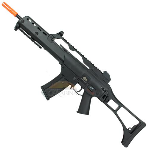 Rifle de Airsoft Eletrico G36 Assault 6mm