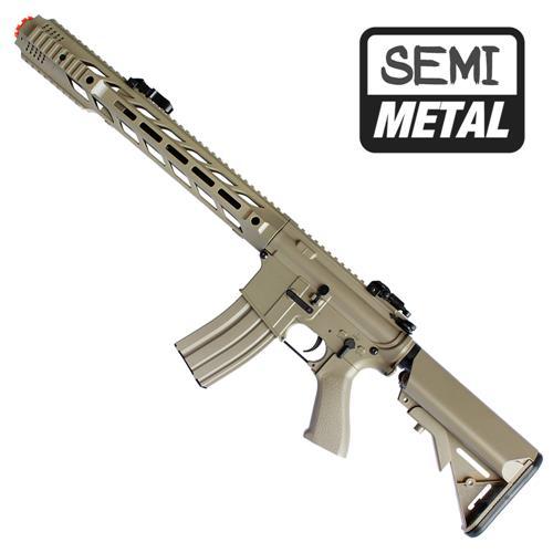 Rifle Airsoft M4A1 Cyma CM518 Tan - Eletrico 6mm