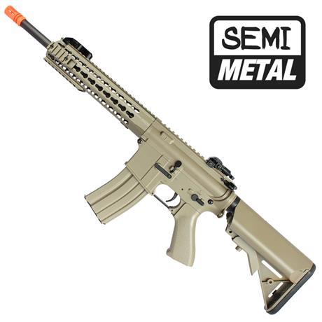Rifle Airsoft M4A1 CM515 TAN 6mm Cyma