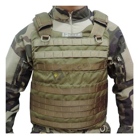 Colete Tatico Cop Modular (Coyote) Tam: Exg - Dacs