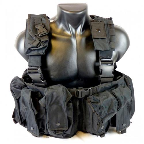Colete de Combate Chest Rack - Swiss Arms