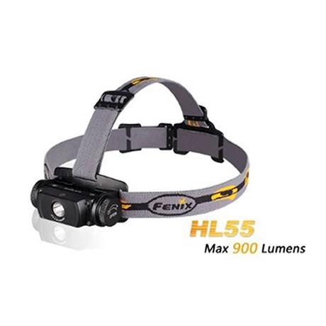 Lanterna de Cabeca Profissional HL55 900 Lumens - Fenix
