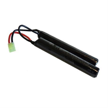 Bateria para Airsoft NIMH 9,6V - 1200MAH