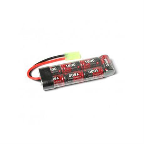 Bateria para Airsoft NIMH 8,4V - 1600MAH - KING ARMS