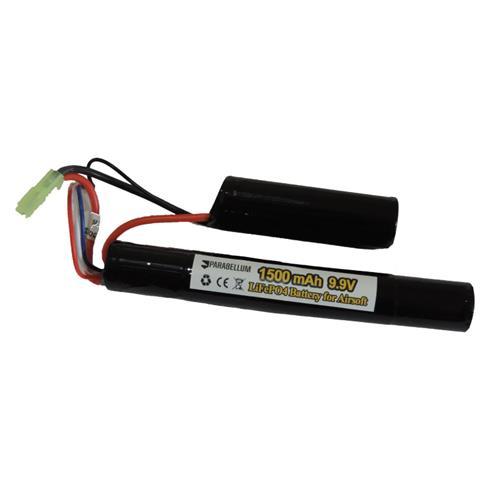 Bateria para Airsoft NIMH 9,9V - 1500MAH